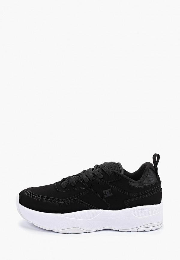 женские кроссовки dc shoes, черные