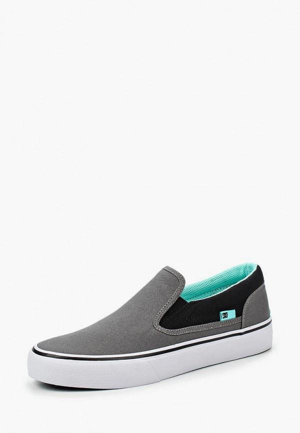 Слипоны DC Shoes DC Shoes DC329AWHPM32