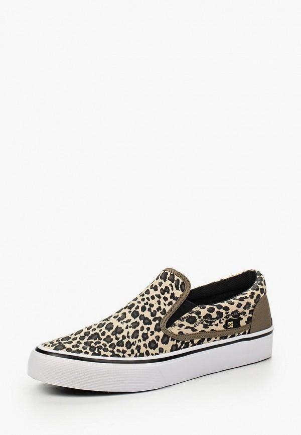 Слипоны DC Shoes DC Shoes DC329AWJEA87
