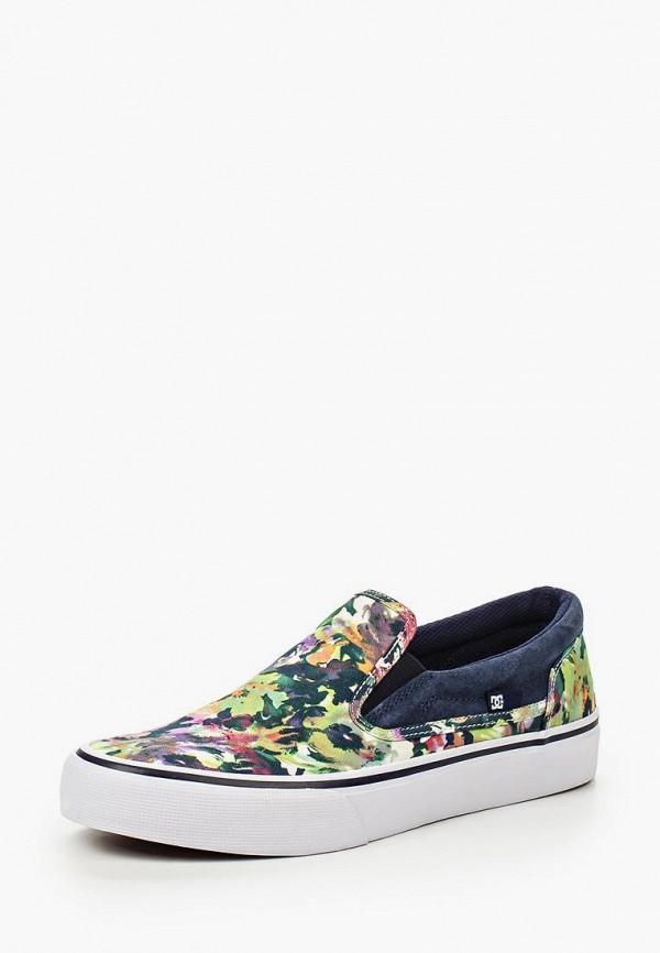 Слипоны DC Shoes DC Shoes DC329AWJEA88