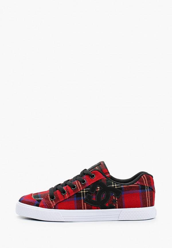 женские кеды dc shoes, разноцветные