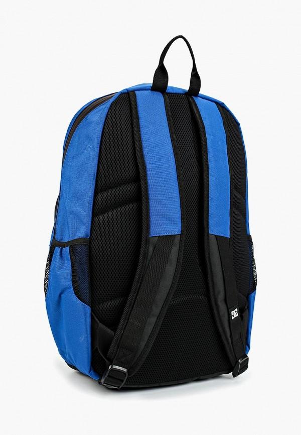 Фото 2 - мужской рюкзак DC Shoes синего цвета