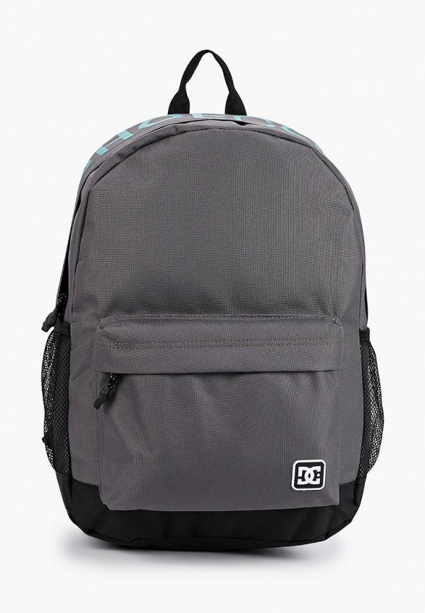 мужской рюкзак dc shoes, серый