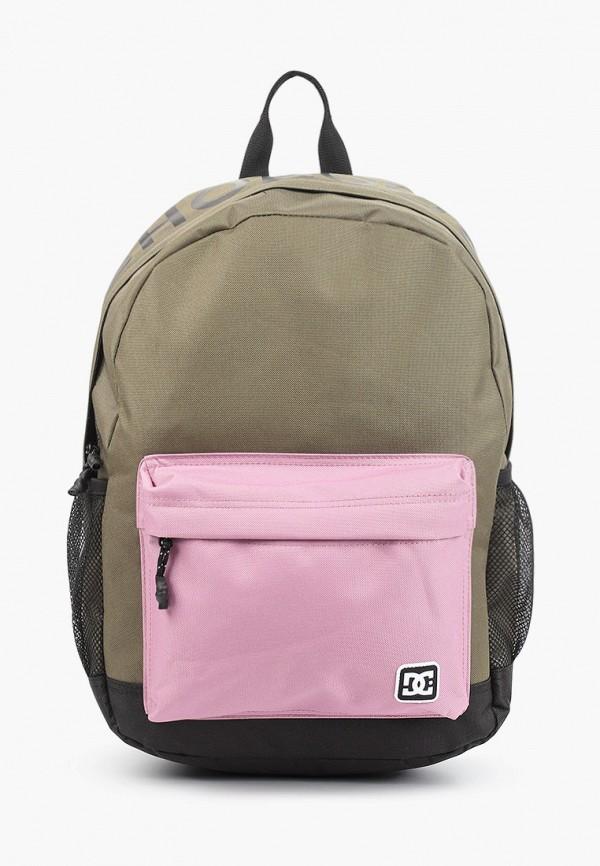 мужской рюкзак dc shoes, разноцветный