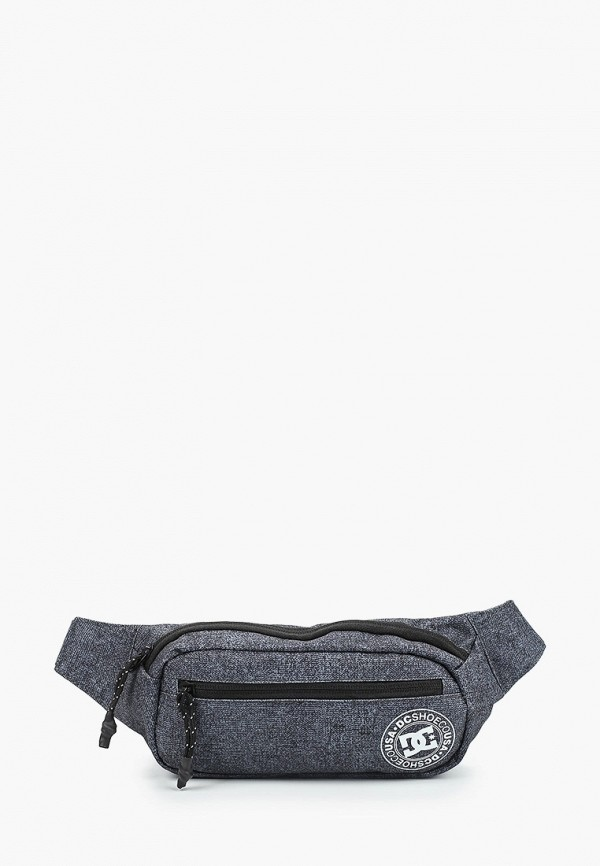 мужская поясные сумка dc shoes, синяя