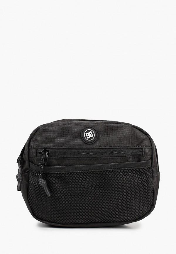 мужская поясные сумка dc shoes, черная