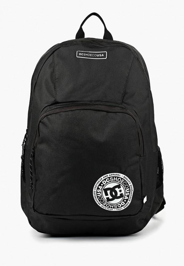 женский рюкзак dc shoes, черный