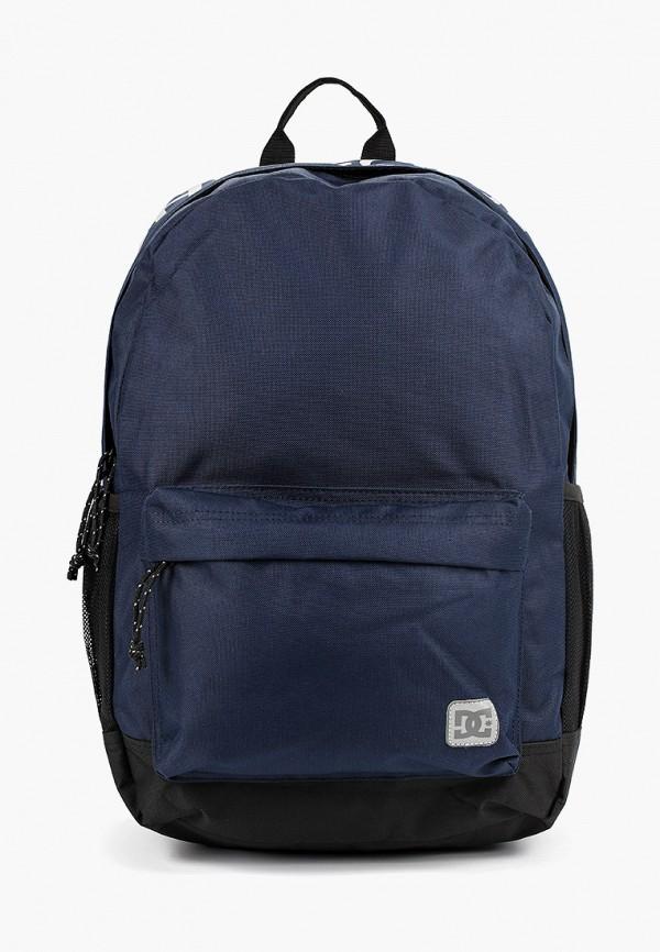 женский рюкзак dc shoes, синий