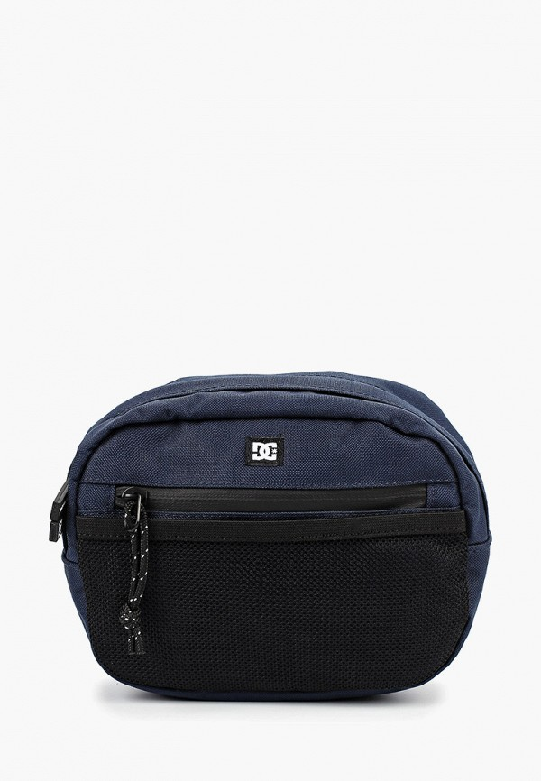 женская сумка dc shoes, синяя