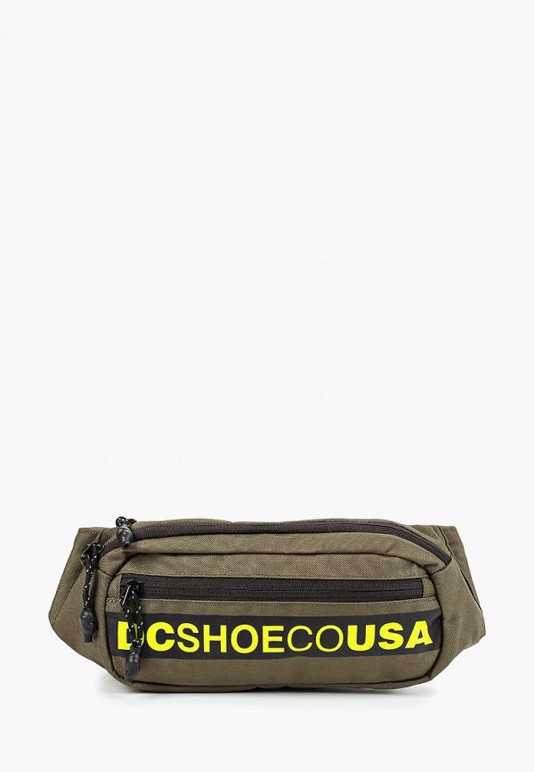женская сумка dc shoes, хаки