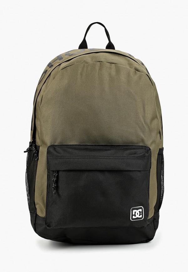 женский рюкзак dc shoes, зеленый