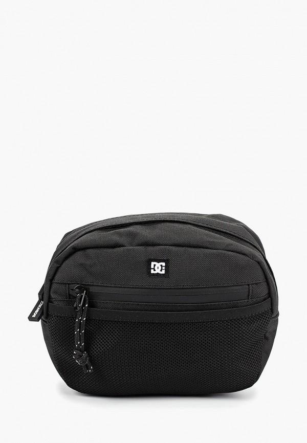 женская сумка dc shoes, черная
