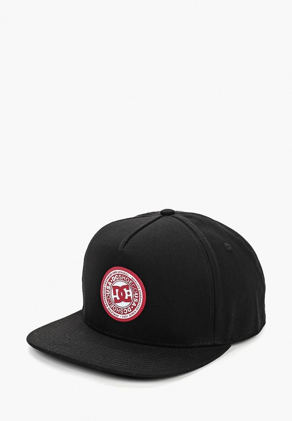 Бейсболка DC Shoes DC Shoes DC329CMEDBO5 dc shoes бейсболка dc shoes snappy rio red fw17 one size