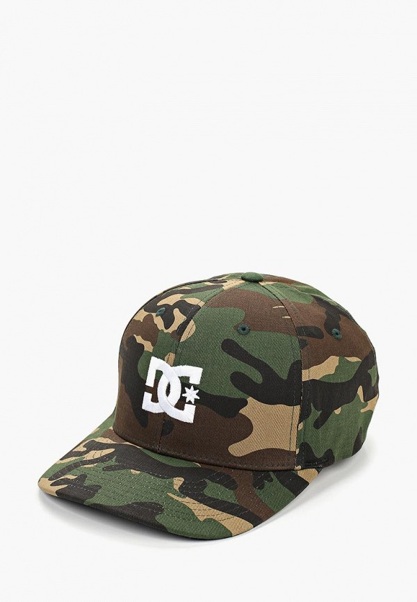 Бейсболка DC Shoes DC Shoes DC329CMEDBP5 dc shoes бейсболка dc shoes snappy rio red fw17 one size
