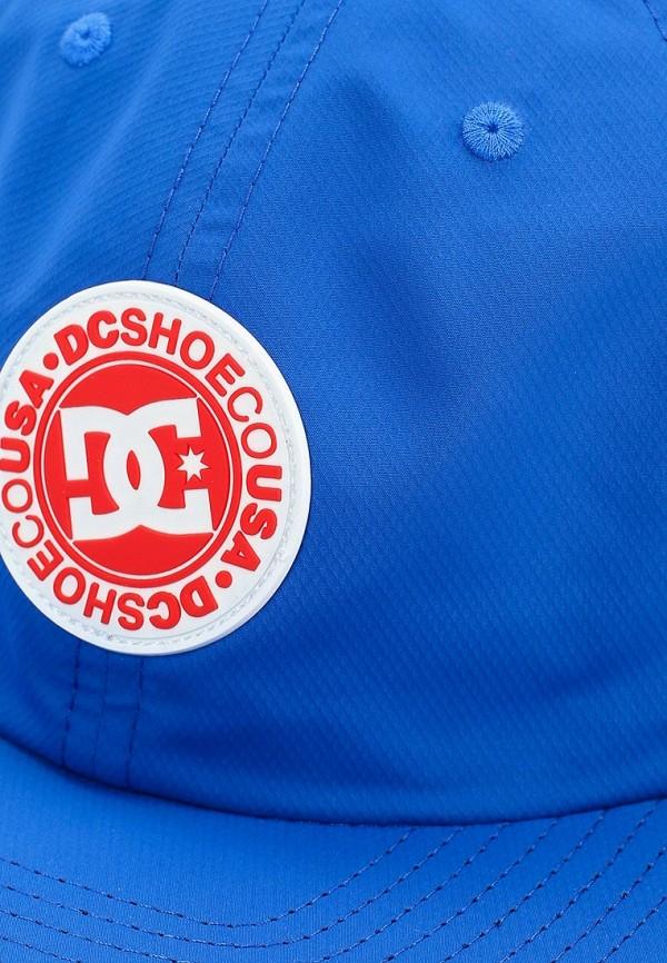 Фото 3 - Бейсболка DC Shoes синего цвета