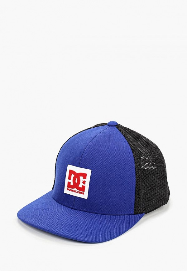 Бейсболка DC Shoes DC Shoes DC329CMEDBQ1 dc shoes бейсболка dc shoes snappy rio red fw17 one size