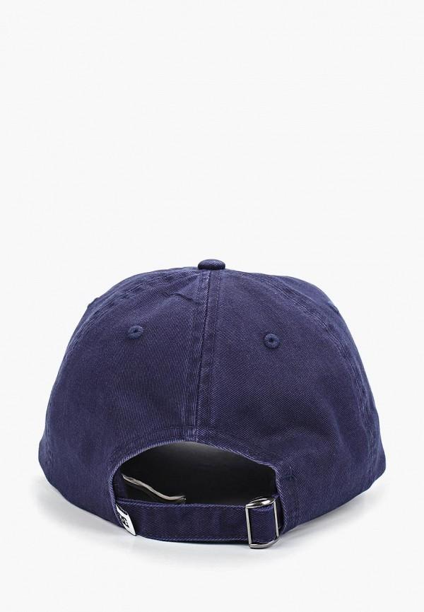 Фото 2 - Бейсболка DC Shoes синего цвета