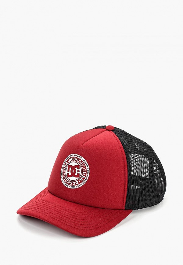 Бейсболка DC Shoes DC Shoes DC329CMEDBQ3 dc shoes бейсболка dc shoes snappy rio red fw17 one size