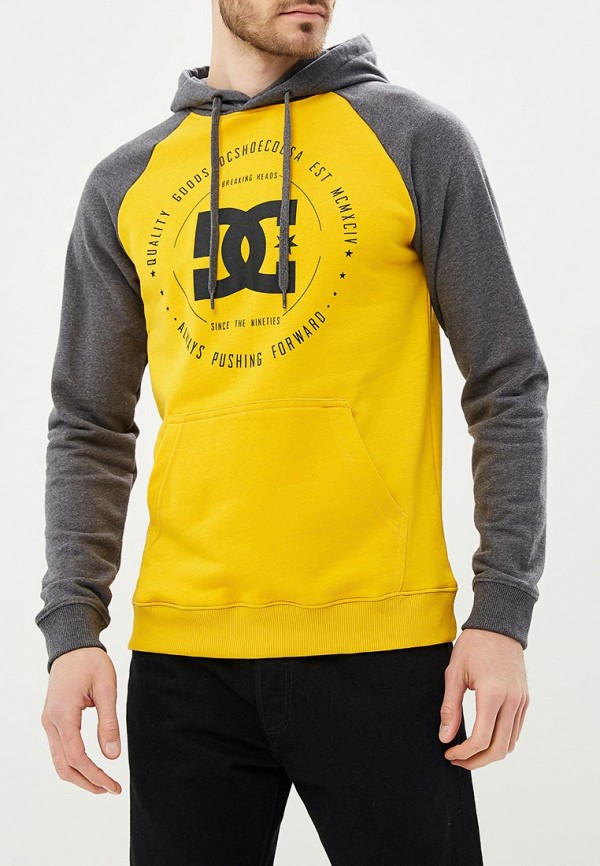 Худи DC Shoes DC Shoes DC329EMAKAX1 худи dc shoes dc shoes dc329emvnp63