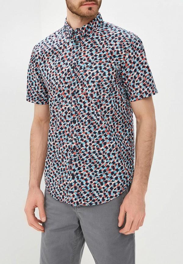 мужская рубашка dc shoes, разноцветная