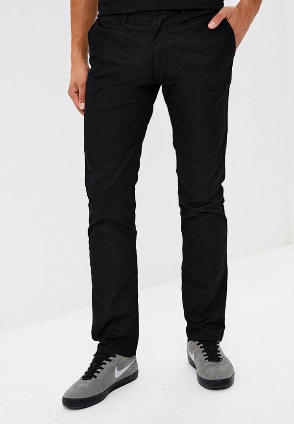 мужские прямые брюки dc shoes, черные