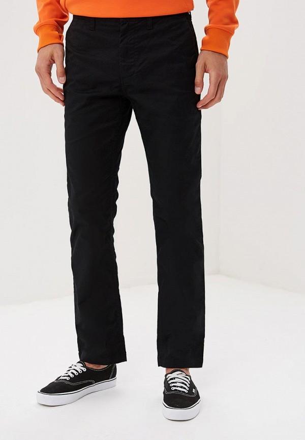 мужские повседневные брюки dc shoes, черные