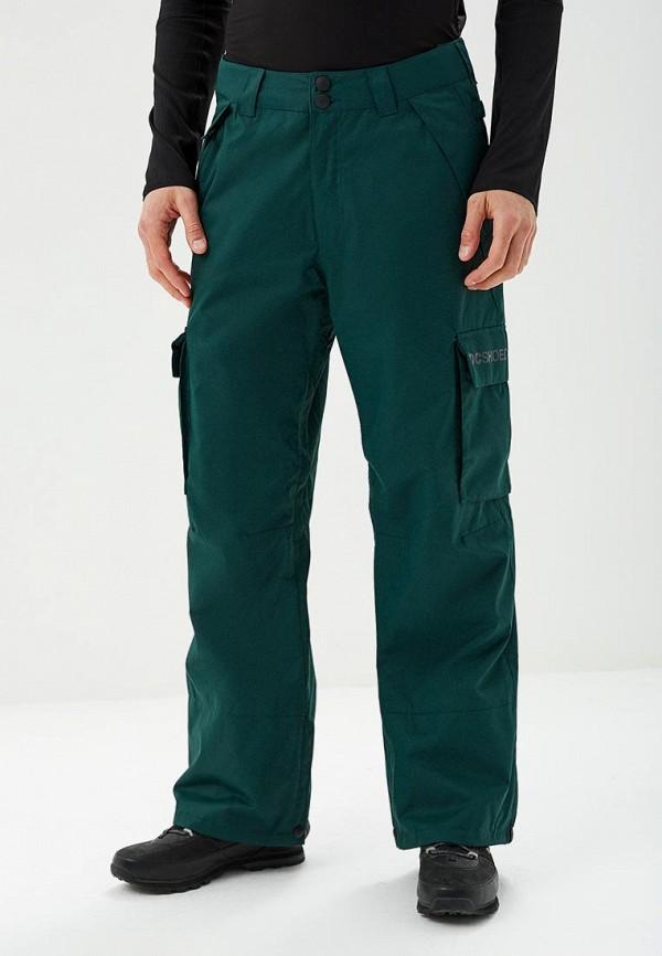 мужские брюки dc shoes, зеленые