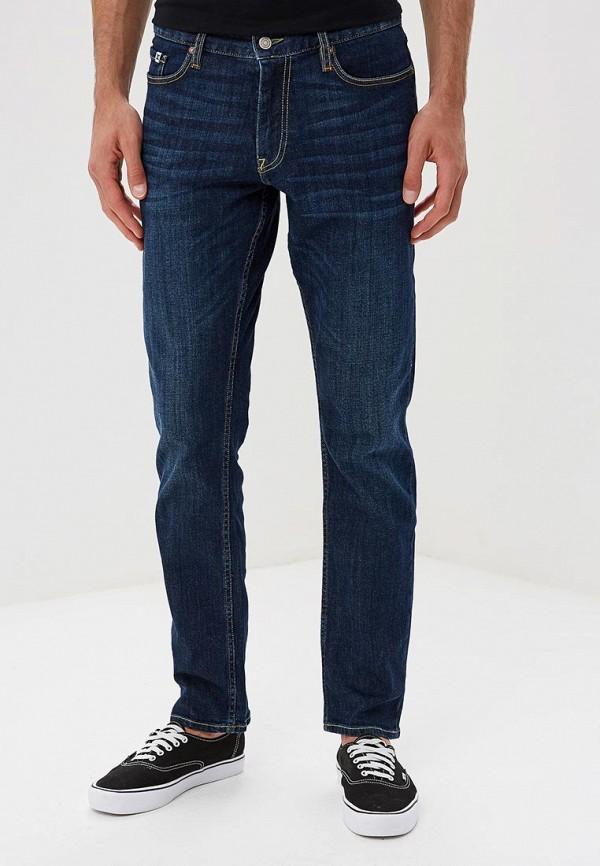мужские прямые джинсы dc shoes, синие