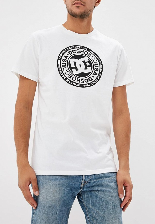 Футболка DC Shoes DC Shoes DC329EMCFEH2 футболка dc