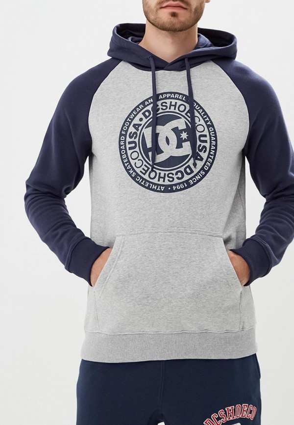 Худи DC Shoes DC Shoes DC329EMCFEL5 худи dc shoes dc shoes dc329emcfel7
