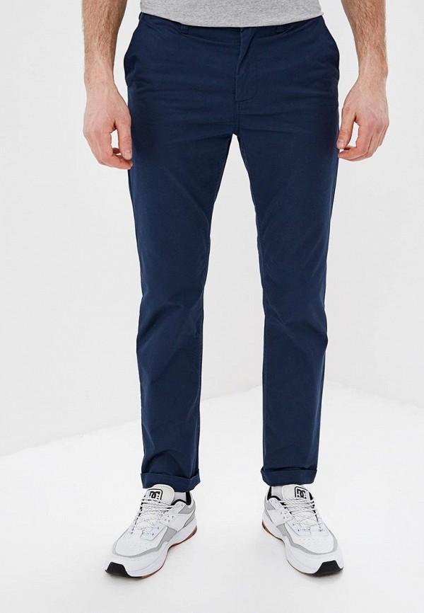 мужские брюки dc shoes, синие