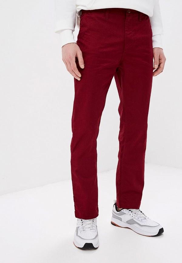 мужские спортивные брюки dc shoes, бордовые