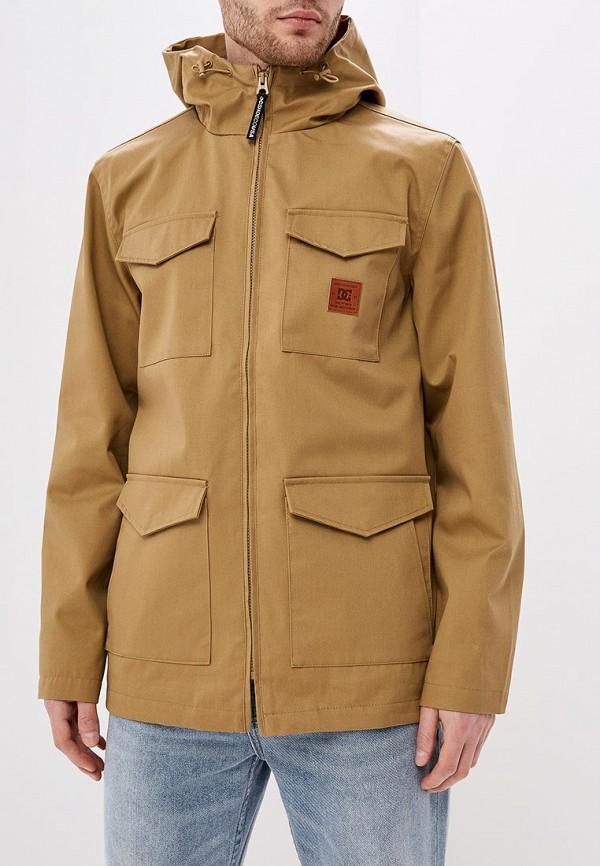 мужская куртка dc shoes, бежевая