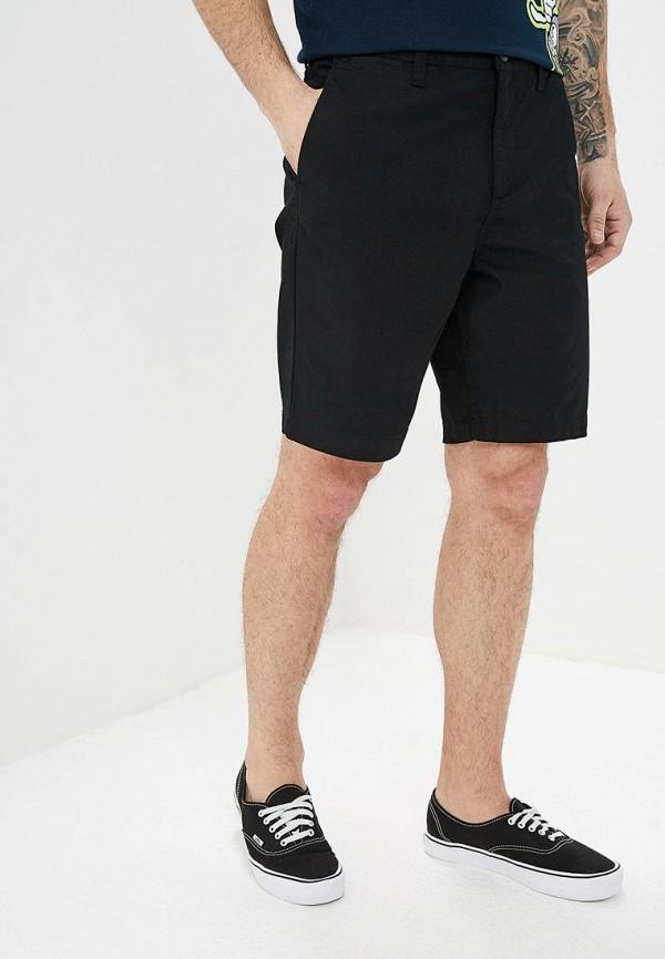 мужские шорты dc shoes, черные
