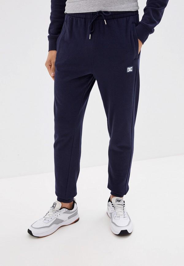 мужские спортивные спортивные брюки dc shoes, синие