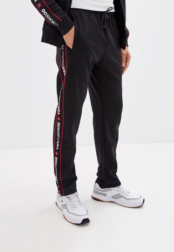 мужские спортивные спортивные брюки dc shoes, черные