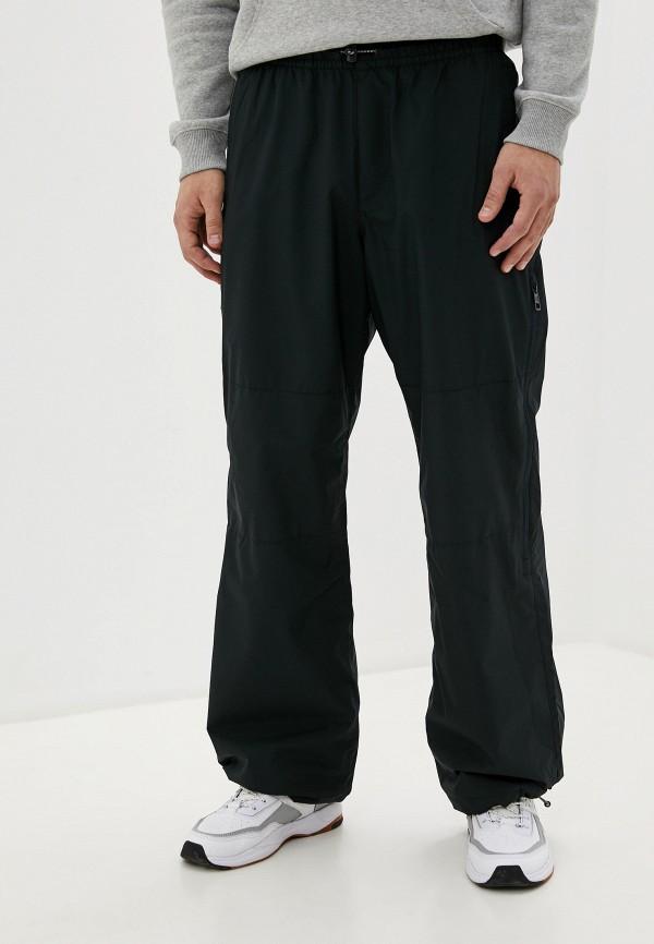 мужские брюки dc shoes, черные