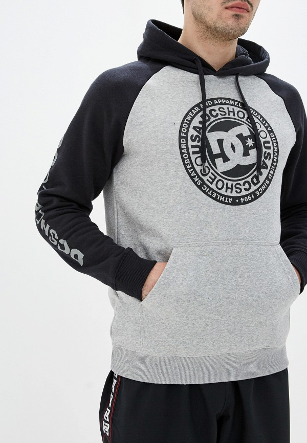 Худи DC Shoes DC Shoes DC329EMFPWB8 dc