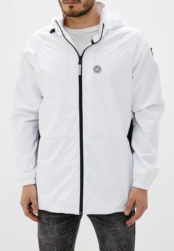 мужская куртка dc shoes, белая