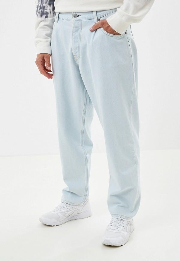 Фото - мужские джинсы DC Shoes голубого цвета