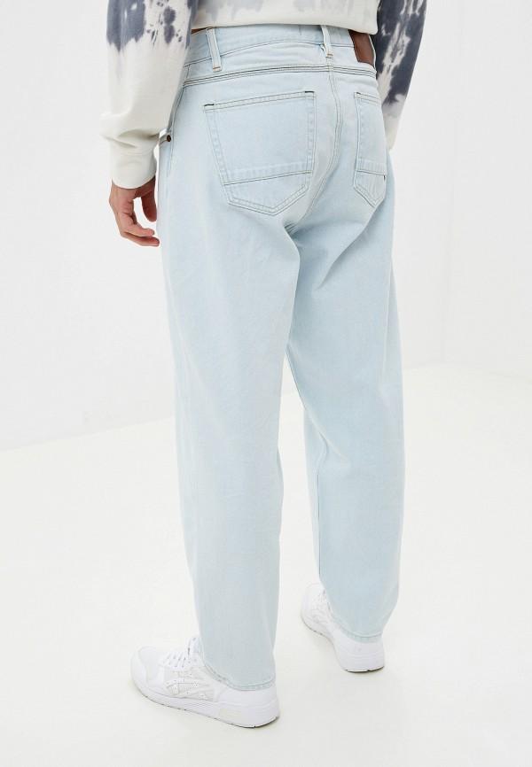 Фото 3 - мужские джинсы DC Shoes голубого цвета