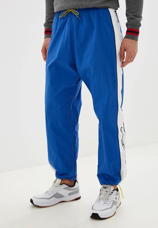 мужские спортивные брюки dc shoes, синие