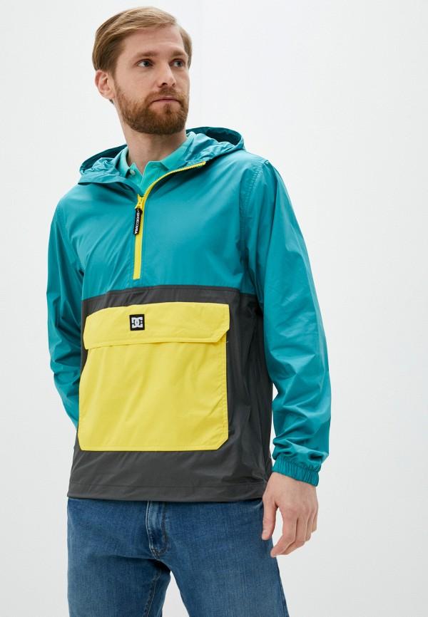 мужская куртка dc shoes, разноцветная