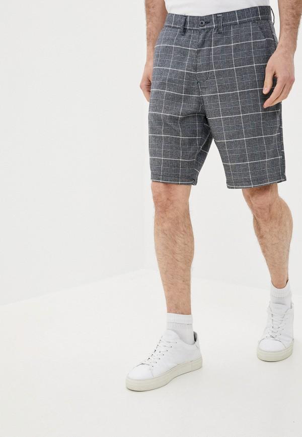 мужские шорты dc shoes, серые