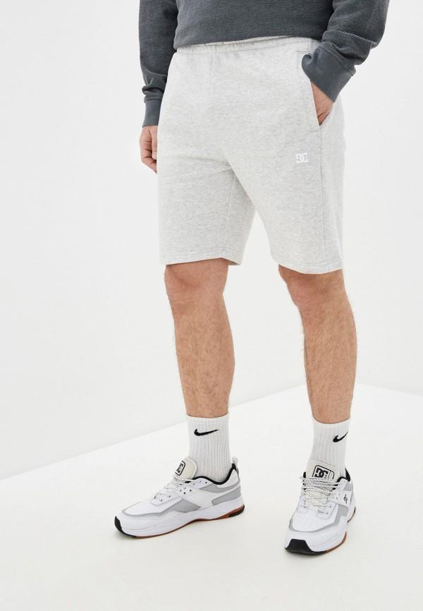 мужские спортивные шорты dc shoes, серые