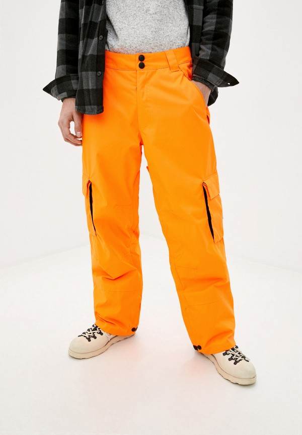 мужские брюки dc shoes, оранжевые