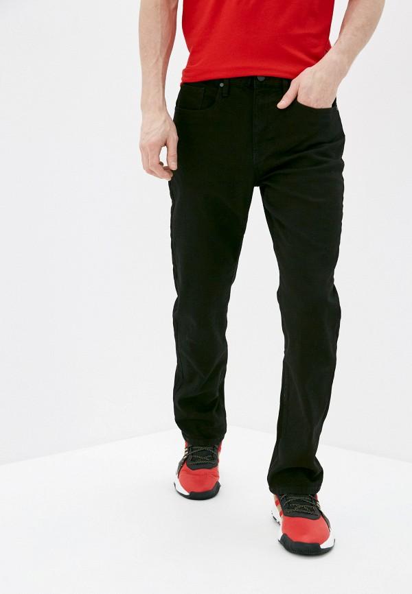 мужские джинсы dc shoes, черные