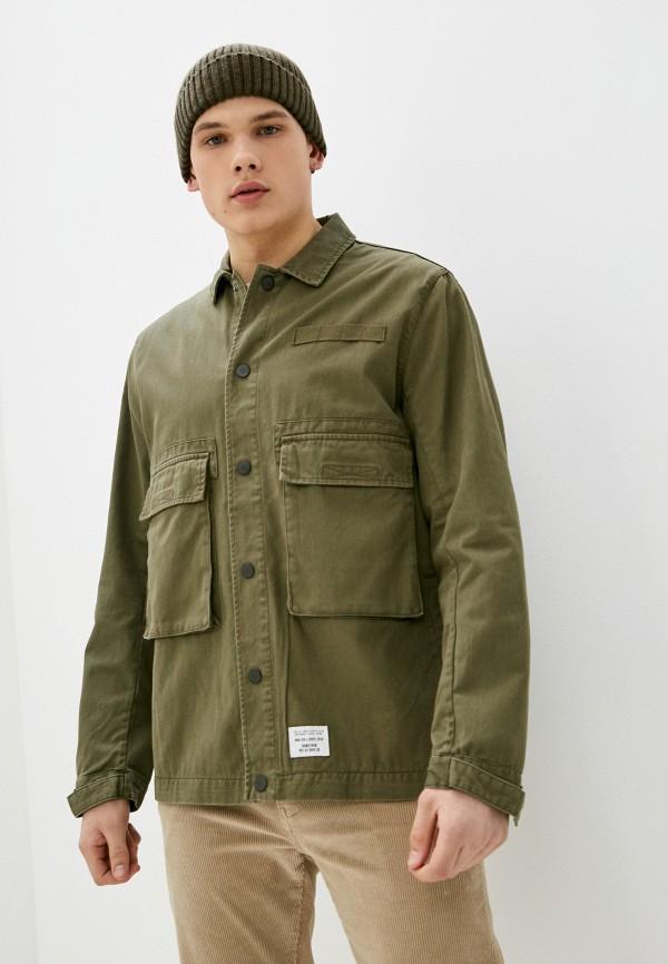 мужская куртка dc shoes, хаки