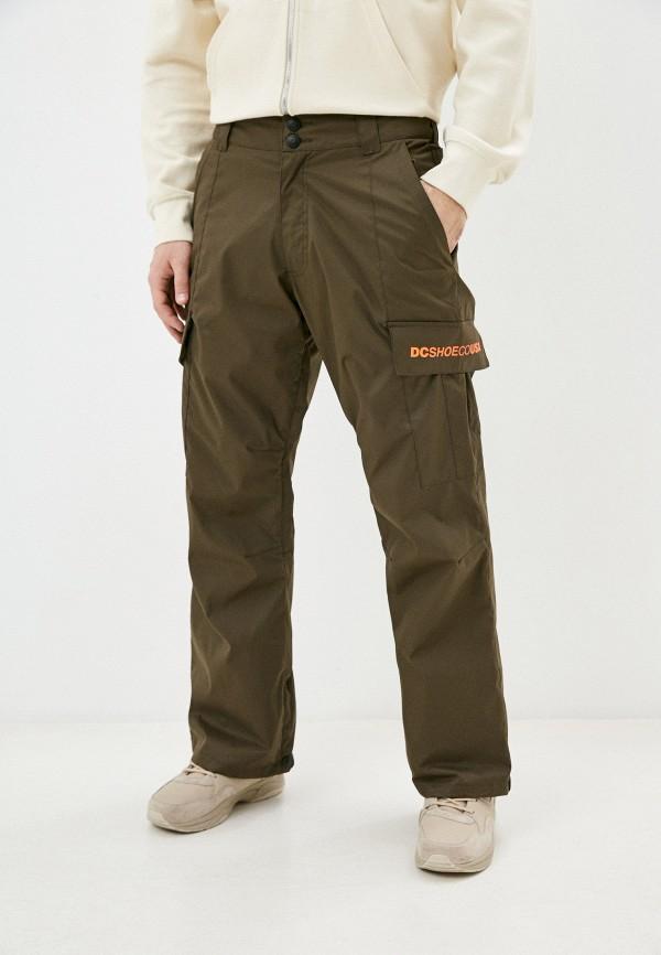 мужские брюки dc shoes, хаки