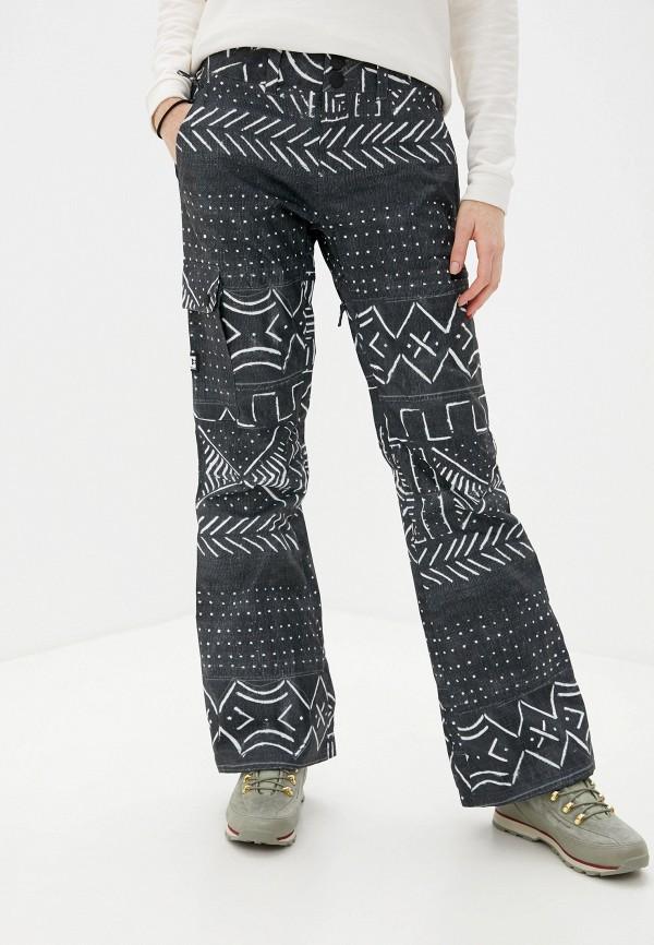 женские брюки dc shoes, серые